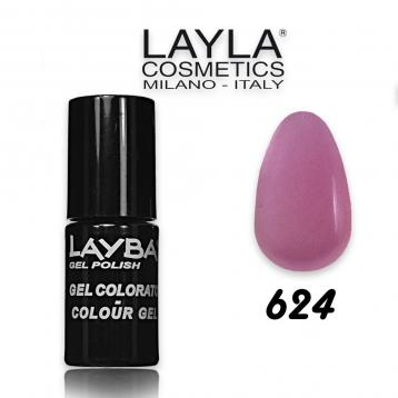 Layba 5 ml semipermanente n° 624