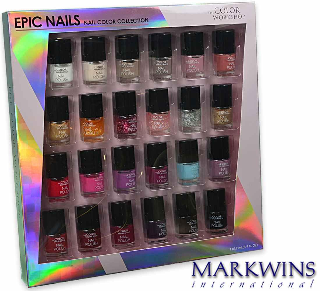 Markwins Markwins epic nail 24 pz. 4704010 4038033470404