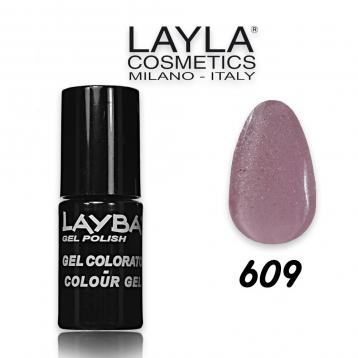 Layba 5 ml semipermanente n° 609