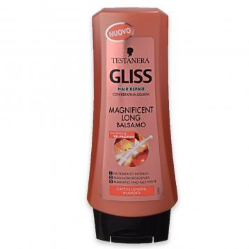 Gliss balsamo 200 ml magnificent strenght