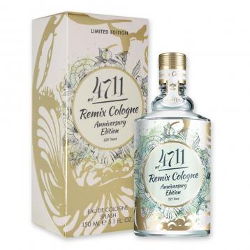 4711 remix cologne 150 ml anniversary edition