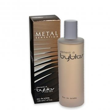 Byblos elementi metal edt 120 ml