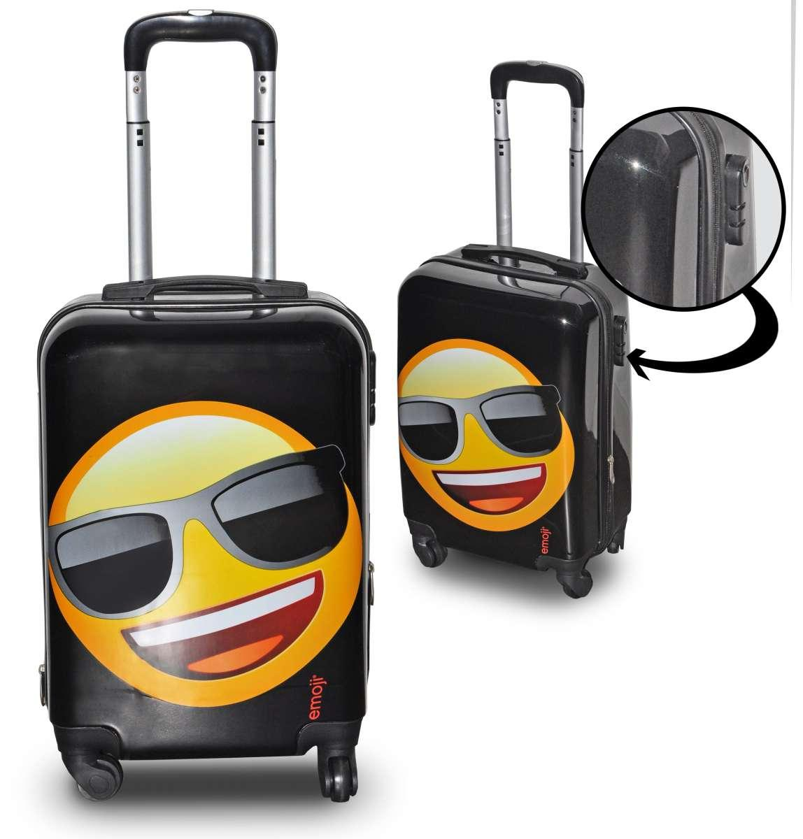 It's travel trolley grande emoji