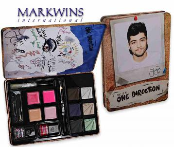 One direction zayn make up set