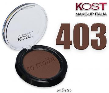 Eyeshadow so matte 403 kost