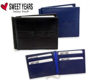 Portadollaro 100% pelle  102053-02 sweet years
