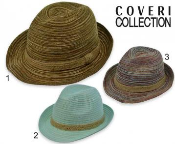 Cappello 100% carta coveri collection