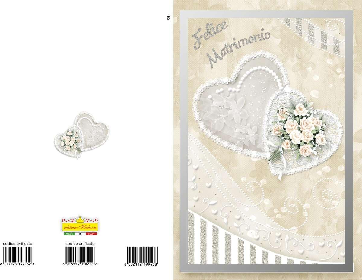 Auguri Felice Matrimonio : Biglietti auguri felice matrimonio sogg big