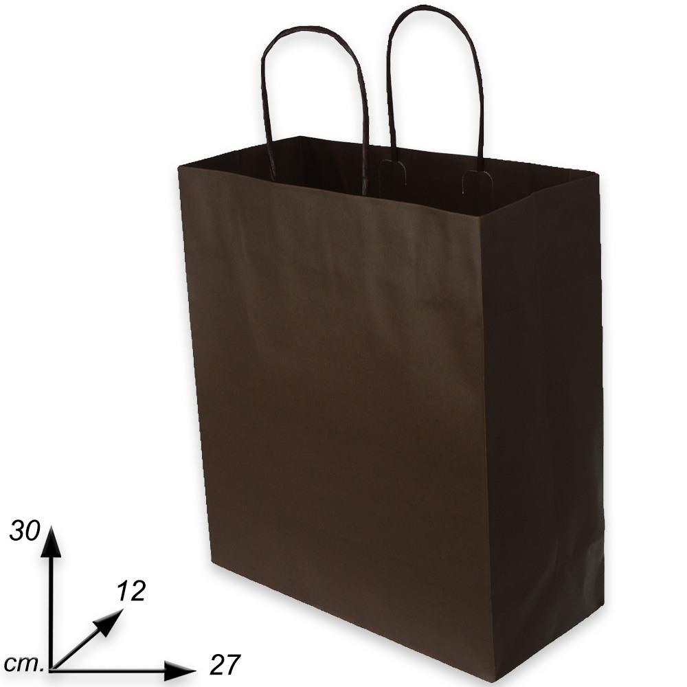 Shoppers carta  f.to 27 + 12 x 30 caffe' j-fold m.r.