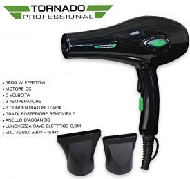 Phon tornado nero 1800 watt