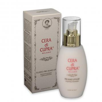 Cera di cupra milano fluido idratante pre make-up 125 ml