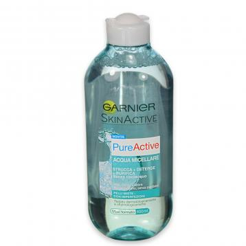 Garnier skin nat. acqua micellare 400 ml pure active