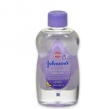 Johnson's baby olio  lavanda 300 ml