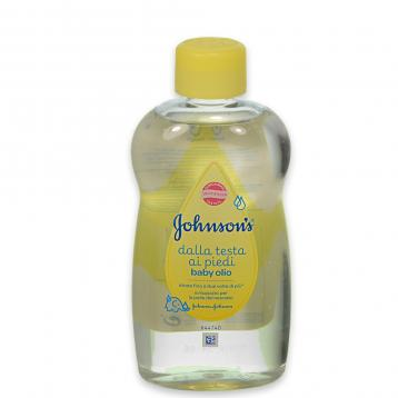 Johnson's baby olio  camomilla 300 ml