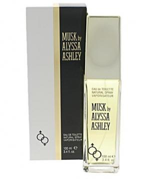 Musk by alyssa ashley edt 100 vapo