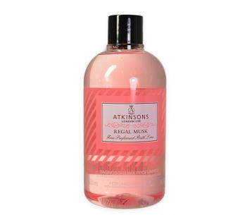 Atkinsons b/schiuma 500 ml regal musk