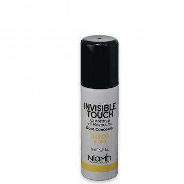 Invisible touch spray ritocco niamh 75 ml biondo