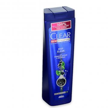 Clear shampoo 250 ml deep clean