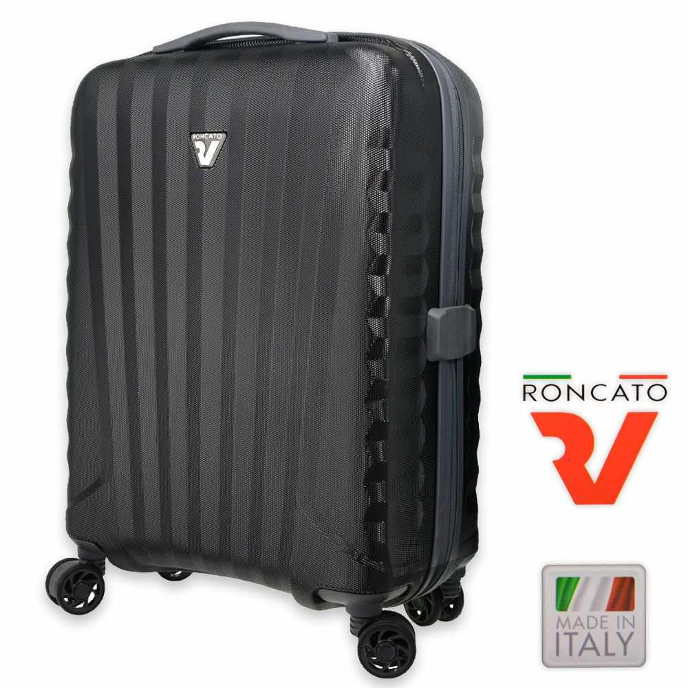Roncato trolley cabina policarbonato - made in italy -