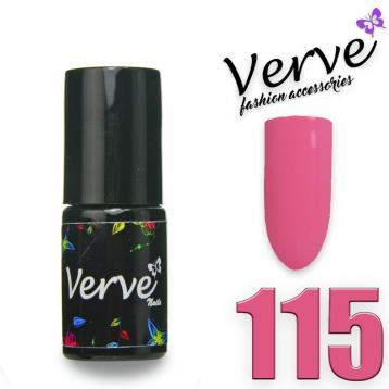 Verve nails smalto 6 ml one step 3 in 1 n. 115