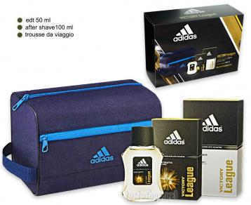 Adidas coffret edt 50 ml + after shave 100 ml
