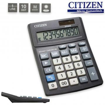 Citizen electronic calculator 10 dgt