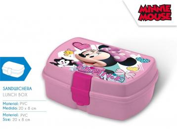 Portapranzo in pvc minnie