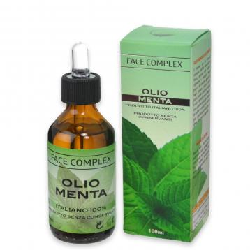 Face complex olio menta 100 ml