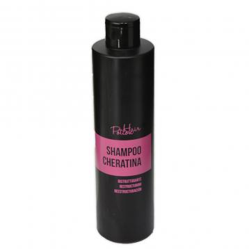 Hair potion shampoo 250 ml cheratina ristrutturante