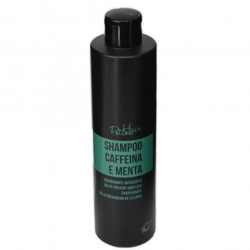 Hair potion shampoo 250 ml caffeina e menta anticaduta
