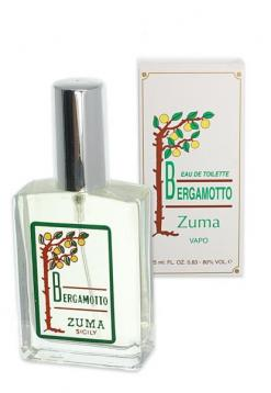 Bergamotto zuma edt 100ml vapo