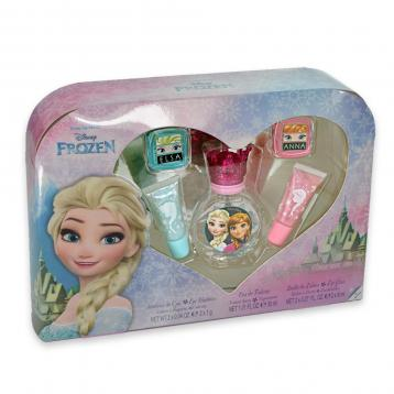 Frozen set edt 30 ml + 2 lucida labbra + 2 eye shadow