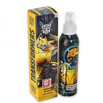 Bumblebee (transformers) acqua corpo 200 ml