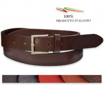 Cintura in pelle made in italy