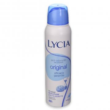 Lycia pers. deo spray  original 150 ml
