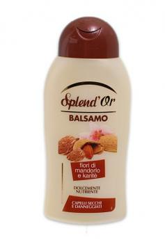 Splend'or balsamo 300 ml mandorlo e karite'