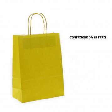 Shoppers carta f.to 22 + 10 x 27 j-fold col. cedro