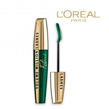 L'oreal mascara feline volume million black