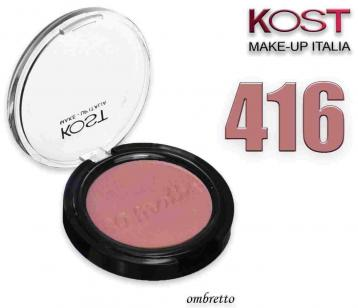 Eyeshadow so matte 416 kost