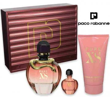 Pure xs edp 50 ml + body lotion 75 ml + mini