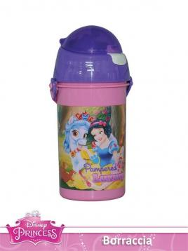 Borraccia con cannuccia 380 ml princess