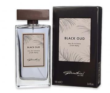 Gandini black oud edt 100 ml