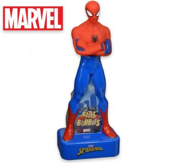 Spiderman 3d bagno schiuma 300 ml