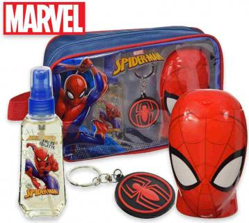 Spiderman coffret edt 90 ml + shower gel 300 ml + portachiavi