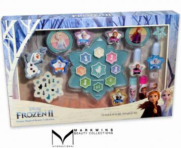 Frozen magical beauty collect
