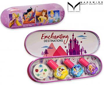 Princess enchanting d nail tin