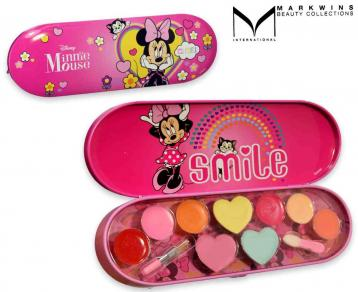 Minnie mouse lip & face tin