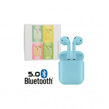 Auricolari bluetooth i12 5.0