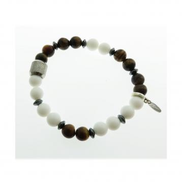 Bracciale ylenoir tiger eye