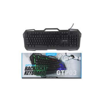 Newtop gtp03 tastiera gaming con led layout italiano